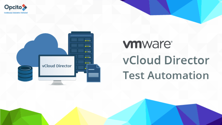 VMware-vCloud-DirectorvCD-Test-Automation