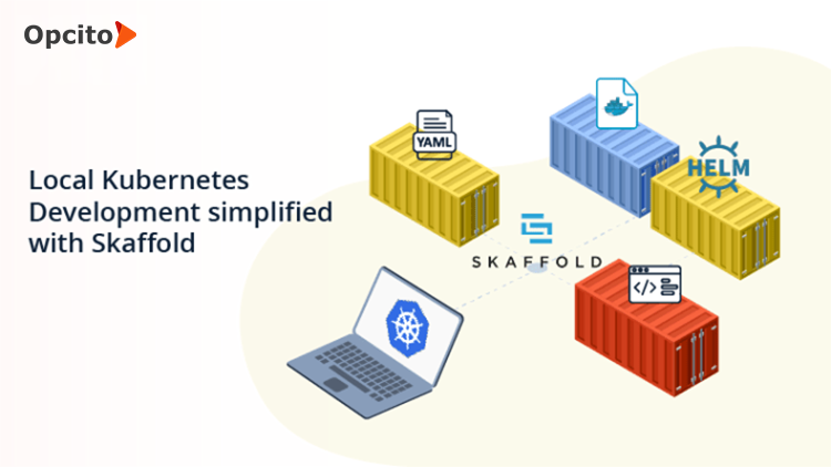 Local Kubernetes development simplified with Skaffold